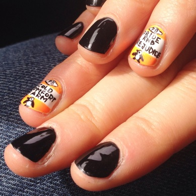 nails iscream nails penguin melbourne australia travel afford money.JPG