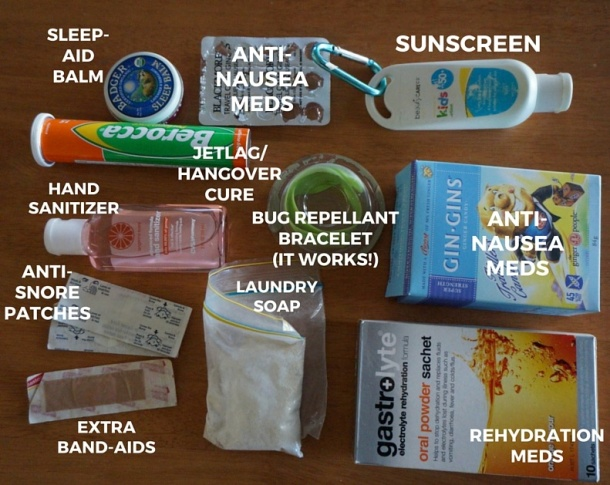 Medical items.