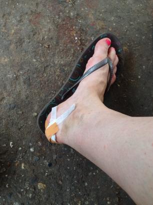 Clinic bandages