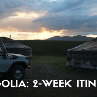 Mongolia in two weeks: our whirlwind itinerary